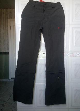 Fjallraven  g 1000 трекинговые штаны трансформеры