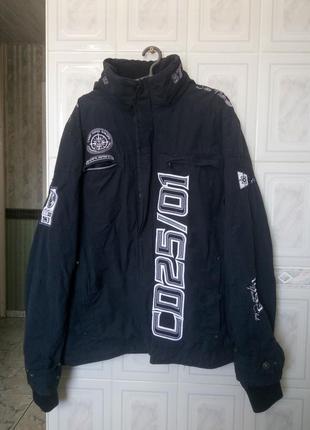 Оригинальная куртка сamp david
