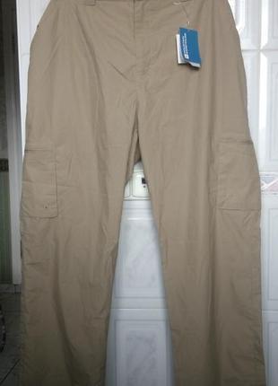 Трекинговые штаны mountain warenhouse|большой размер|new