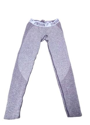 Gymshark  flex лосины леггинсы спортивные штаны компрессионные