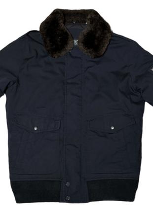 Schott nyc куртка бомбер из свежих коллекций cwu-r