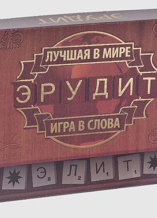 Настольная игра Эрудит элит (рус.)