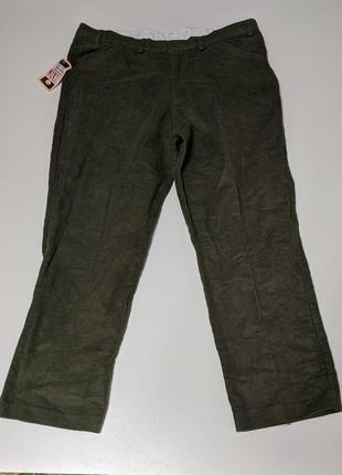 Плотные штаны для охоты молескин большой размер