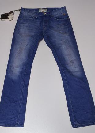 Крутые джинсы rdd x jack jones slim fit зауженные