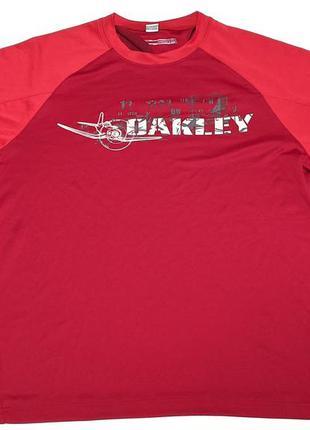 Милитари футболка oakley с самолетом