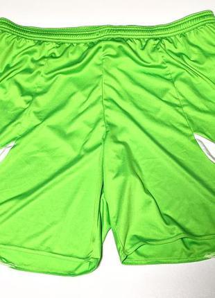 Спортивные шорты adidas climalite футбольные /тренировочные