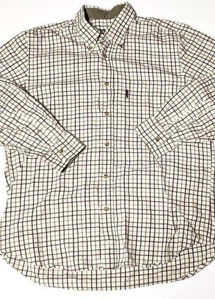 Barbour рубашка для охоты стрельбы