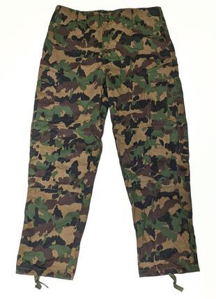 Тактические штаны камуфляжные милитари invader gear рип стоп s...