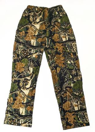 Cabelas камуфляжные штаны для охоты 3d seclusion  лес