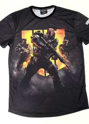Call of duty black ops 4 |футболка милитари 3d