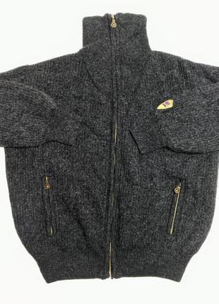 Norway туристический свитер куртка норвежский трекинговый |вет...