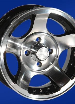 Диски легкосплавные литые ( титаны) на ВАЗ R13 4x98