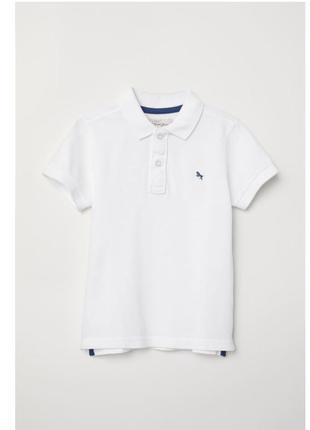Детская футболка поло