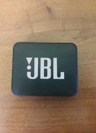 JBL GO 2 блютуз колонка