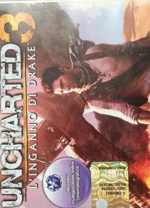 Uncharted 3 ps3 для playstation 3 игра