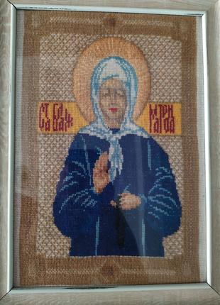 Икона Блаженной Матроны