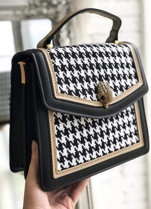 Стильная сумка классической формы тренд года!!!!