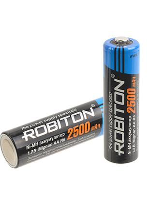 Батарея AA Robiton 2500 mAh