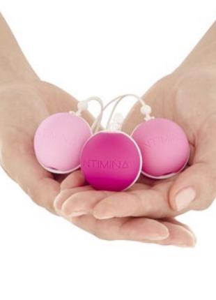 Набор из трех вагинальных шариков Intimina Laselle