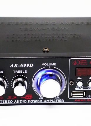 Усилитель звука AK-699D