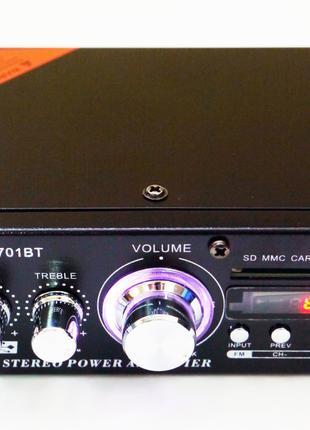 Усилитель звука BS-701BT