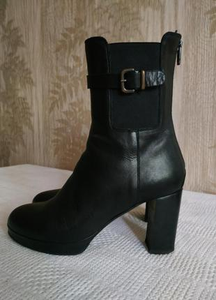 Truman's дизайнерские кожаные ботинки, сапоги, полуботинки, ор...