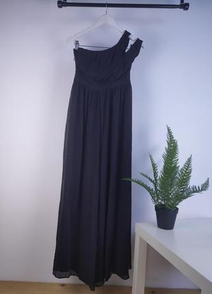 Черный комбинезон от vero moda