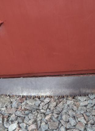 Ножовка (пила) поперечная