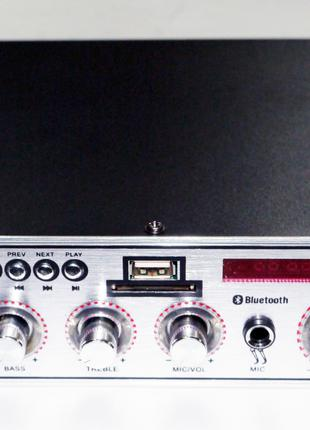 Усилитель звука UKC SN-004BT USB+SD+FM+Bluetooth