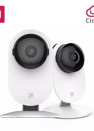 IP-камера видеонаблюдения Xiaomi YI 1080p Home Camera, видеоняня