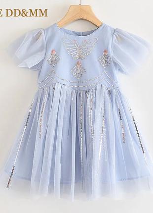 Милое нарядное детское платье Neat, на 6-8 лет, новое
