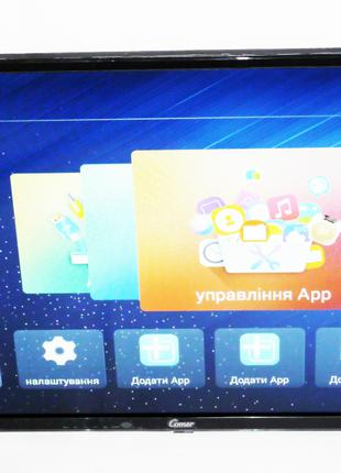 "Smart Телевизор Comer 32"" Smart TV+WiFi+T2, HDMI, Android"
