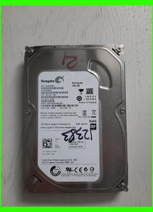 Жесткий диск 500gb 3.5 sata