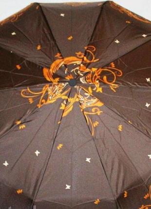 Зонт женский sr #1r 4937 антиветер полный автомат