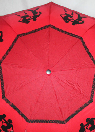 Зонт женский sr 707 0373 антиветер автомат