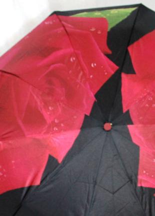 Зонт женский sr 808bf 0474 антиветер автомат
