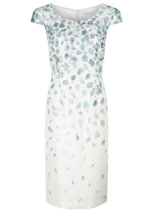 Jacques vert шикарное платье миди 38-размер