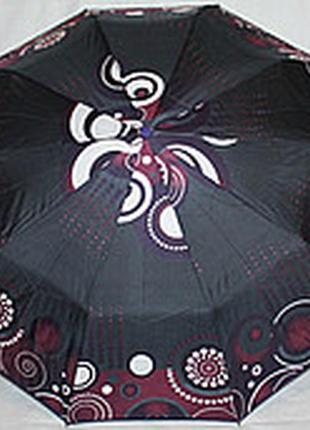 Зонт женский sr 301-2 3568 антиветер автомат