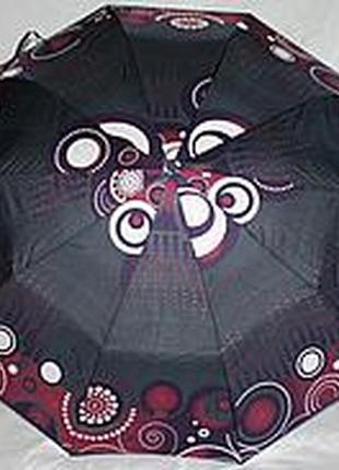 Зонт женский sr 301d 0224 антиветер автомат
