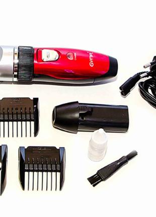 Машинка для стрижки волос gemei gm 6001 профессиональная аккум...