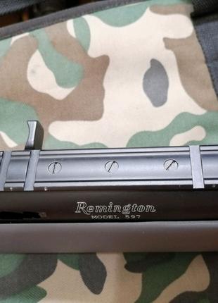 Планка вивер для Remington 597