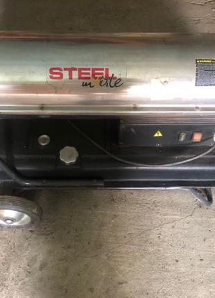 тепловая дизельная пушка steel mobile 50kw Польша