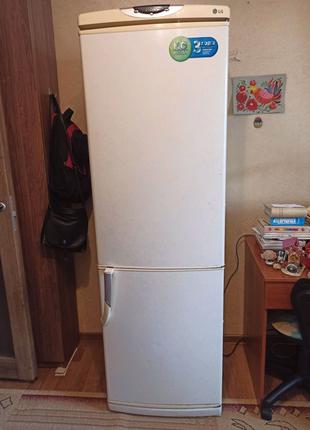 Продам холодильник LG б/у