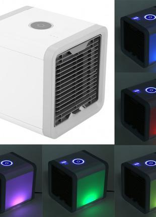 Автономный кондиционер - охладитель воздуха с функцией ароматизац