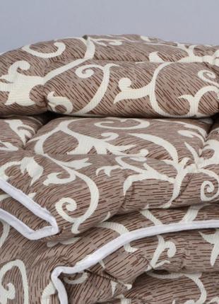 Одеяло с овечей шерстью gold двуспальный 180х210 (разные цвета)