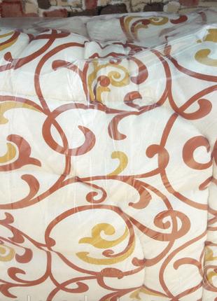 Одеяло с овечей шерстью gold  полуторный 150х210 (разные цвета)
