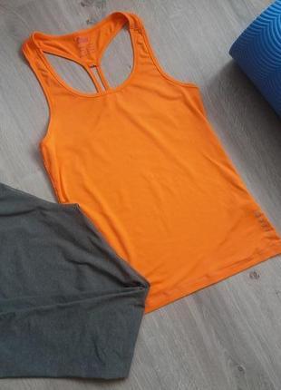 Майка для фитнеса , майка - футболка для фитнеса размер 44. (м )