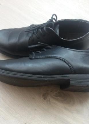 Классические туфли для мальчика. размер 34 (23 см стелька )