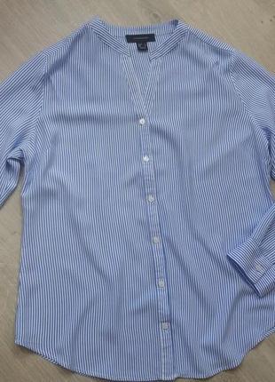 Продам классную, стильную рубашку. размер 10 ( м-44)