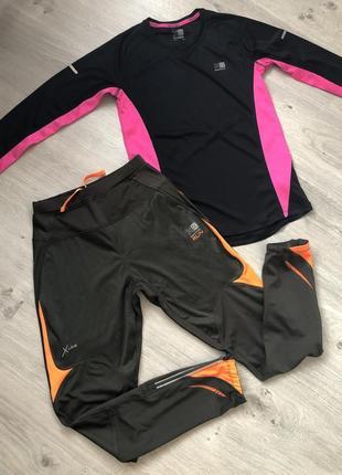 Костюм для бега, костюм для спорта. костюм для фитнеса. р. 44-...